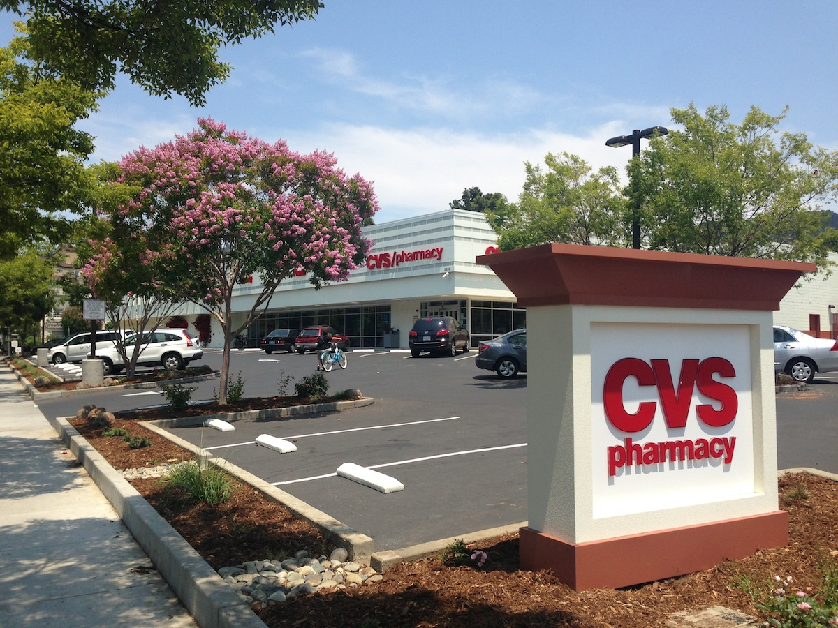 CVS Berkeley After